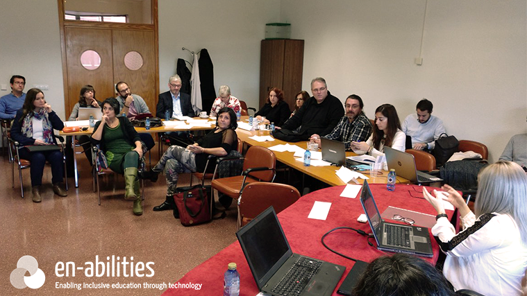 SEAS participa en el proyecto Erasmus+ EN-ABILITIES