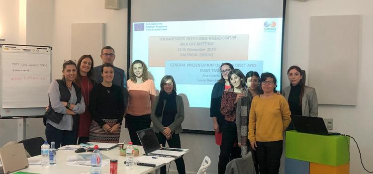 TOOL4GENDER, un proyecto Erasmus+ para prevenir la violencia de género en edad escolar