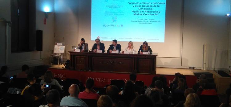 ASOCIACIONES VALENCIANAS UNIDAS POR EL DESPERTAR DEL COMA – PROYECTO LUCAS+